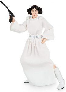 Figura de la princesa Leia de Star Wars de Elite - Figuras de acción y muñecos de Leia Organa de Star Wars