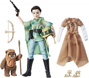 Figura de la princesa Leia de Star Wars de Hasbro - Figuras de acción y muñecos de Leia Organa de Star Wars