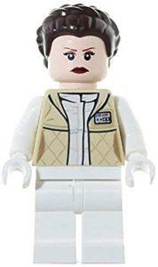 Figura de la princesa Leia de Star Wars de LEGO - Figuras de acción y muñecos de Leia Organa de Star Wars