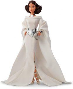 Figura de la princesa Leia de Star Wars de Mattel - Figuras de acción y muñecos de Leia Organa de Star Wars