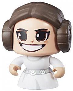 Figura de la princesa Leia de Star Wars de Mighty Muggs - Figuras de acción y muñecos de Leia Organa de Star Wars