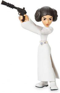 Figura de la princesa Leia de Star Wars de Toybox - Figuras de acción y muñecos de Leia Organa de Star Wars