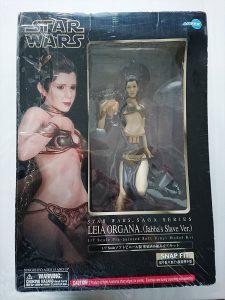 Figura de la princesa Leia esclava de Star Wars de Kotobukiya - Figuras de acción y muñecos de Leia Organa de Star Wars