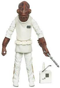 Figura del Almirante Ackbar de Star Wars de Kenner - Figuras de acción y muñecos de Almirante Ackbar de Star Wars