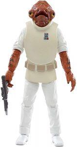 Figura del Almirante Ackbar de Star Wars de The Black Series - Figuras de acción y muñecos de Almirante Ackbar de Star Wars