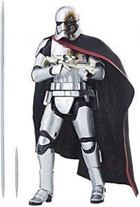 Figura del Capitán Phasma de Star Wars de Action - Figuras de acción y muñecos de Capitán Phasma de Star Wars