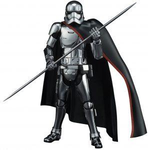 Figura del Capitán Phasma de Star Wars de Bandai 2 - Figuras de acción y muñecos de Capitán Phasma de Star Wars
