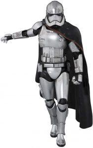 Figura del Capitán Phasma de Star Wars de Bandai 4 - Figuras de acción y muñecos de Capitán Phasma de Star Wars