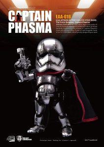 Figura del Capitán Phasma de Star Wars de Beast Kingdom - Figuras de acción y muñecos de Capitán Phasma de Star Wars