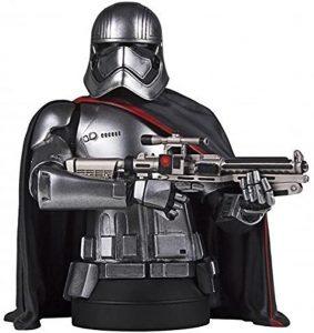 Figura del Capitán Phasma de Star Wars de Gentle Giant - Figuras de acción y muñecos de Capitán Phasma de Star Wars