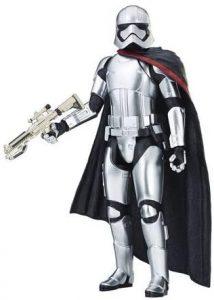 Figura del Capitán Phasma de Star Wars de Hasbro 2 - Figuras de acción y muñecos de Capitán Phasma de Star Wars