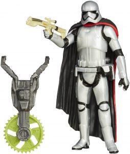 Figura del Capitán Phasma de Star Wars de Hasbro 5 - Figuras de acción y muñecos de Capitán Phasma de Star Wars