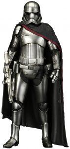 Figura del Capitán Phasma de Star Wars de Kotobukiya 2 - Figuras de acción y muñecos de Capitán Phasma de Star Wars