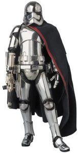 Figura del Capitán Phasma de Star Wars de Medicom - Figuras de acción y muñecos de Capitán Phasma de Star Wars