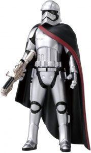 Figura del Capitán Phasma de Star Wars de Banpresto - Figuras de acción y muñecos de Capitán Phasma de Star Wars