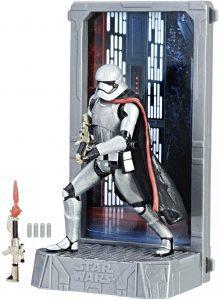 Figura del Capitán Phasma de Star Wars de Titanium - Figuras de acción y muñecos de Capitán Phasma de Star Wars