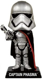 Figura del Capitán Phasma de Star Wars de Wobbler - Figuras de acción y muñecos de Capitán Phasma de Star Wars