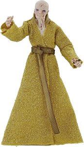 Figura del líder Supremo Snoke de Star Wars de Hasbro Kenner - Figuras de acción y muñecos de Snoke de Star Wars