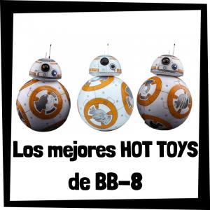 Figuras Hot Toys de BB-8 - Hot Toys de figuras de colección de BB8 de Star Wars