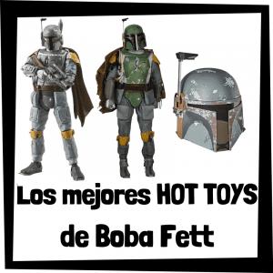 Hot Toys de Boba Fett