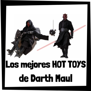 Hot Toys de Darth Maul