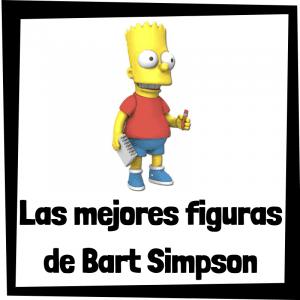 Figuras y muñecos de Bart Simpson
