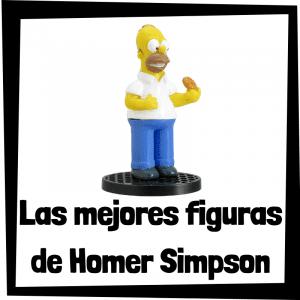 Figuras y muñecos de Homer Simpson