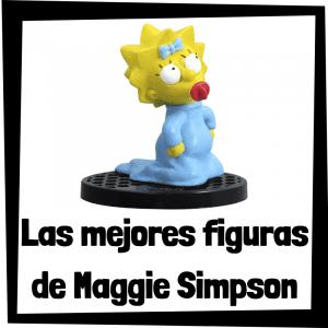 Figuras y muñecos de Maggie Simpson