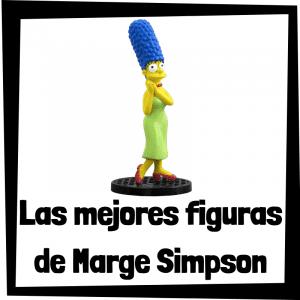 Figuras y muñecos de Marge Simpson