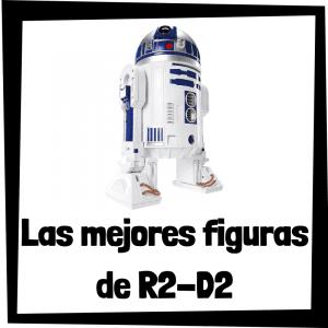 Figuras de acción y muñecos de R2-D2