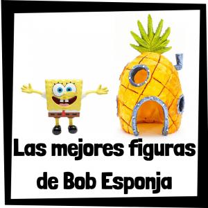 Figuras y muñecos de Bob Esponja
