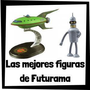 Figuras y muñecos de Futurama