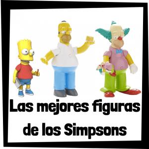 Figuras y muñecos de los Simpsons