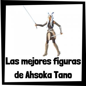 Figuras de acción y muñecos de Ahsoka Tano