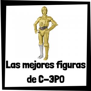 Figuras de acción y muñecos de  C-3PO