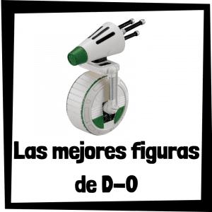 Figuras de acción y muñecos de D-O