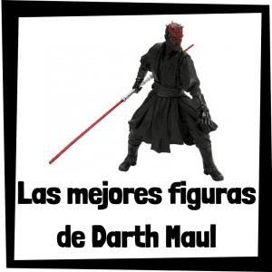 Figuras de acción y muñecos de Darth Maul