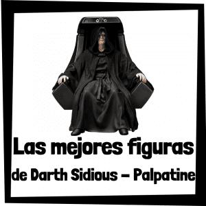 Figuras de acción y muñecos de Darth Sidious - Emperador Palpatine