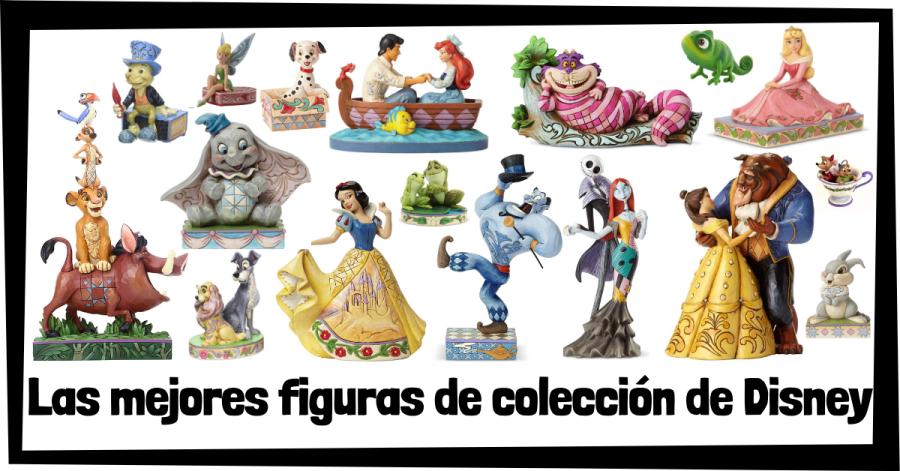Figuras de colección de Disney - Las mejores figuras de calidad, muñecos de Disney