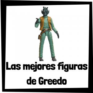 Figuras de acción y muñecos de Greedo
