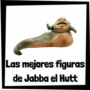Figuras de acción y muñecos de Jabba el Hutt