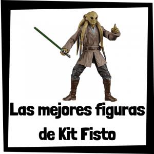 Figuras de acción y muñecos de Kit Fisto