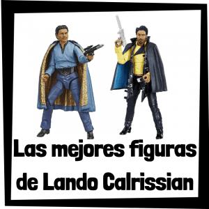 Figuras de acción y muñecos de Lando Calrissian