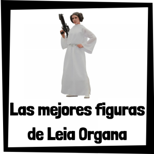 Figuras de acción y muñecos de la princesa Leia