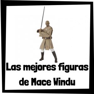 Figuras de acción y muñecos de Mace Windu
