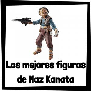 Figuras de acción y muñecos de Maz Kanata
