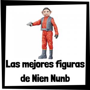 Figuras de acción y muñecos de Nien Nunb