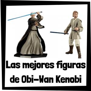 Figuras de acción y muñecos de Obi-Wan Kenobi