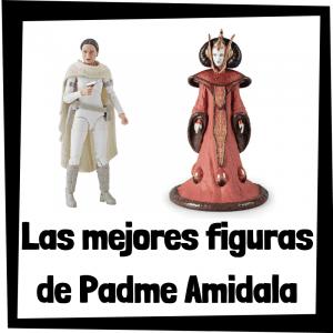Figuras de acción y muñecos de Padme Amidala