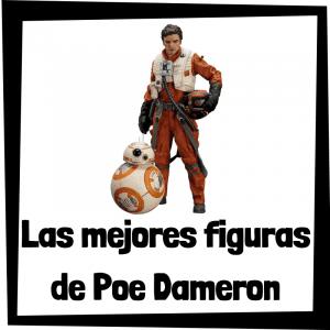 Figuras de acción y muñecos de Poe Dameron